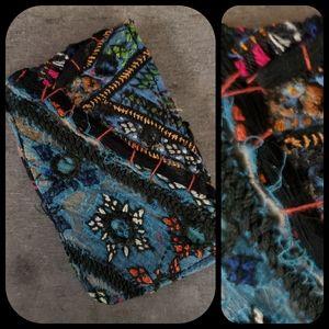 🆕️ Free People Banjara Boho Hippie Gypsy Wallet